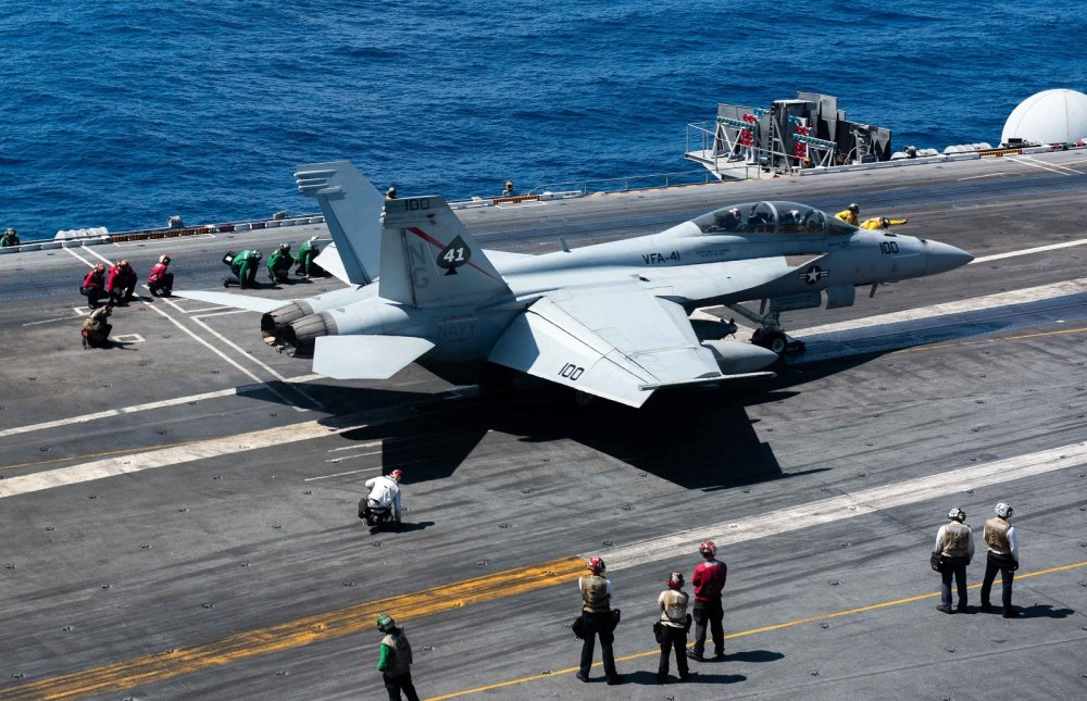 The A 12 Avenger The Navy S Plan To Launch Stealth Bombers From