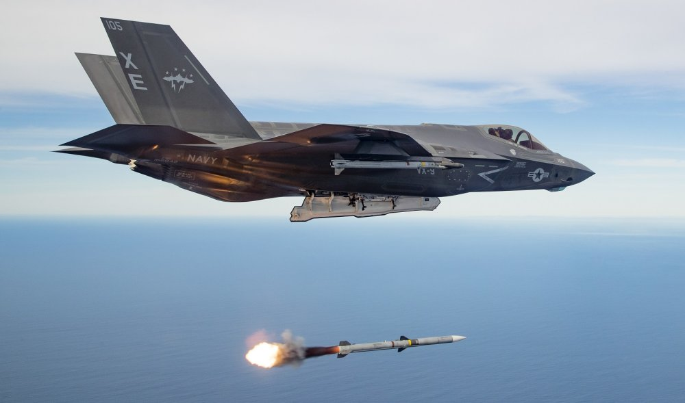 No F-35s: The Navy's New Aircraft Carriers Has a Long List Of Big