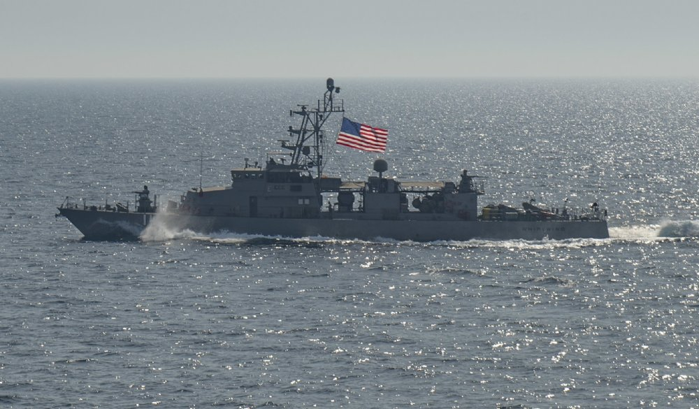 The Navy's Smallest Warships Could Be the First to See