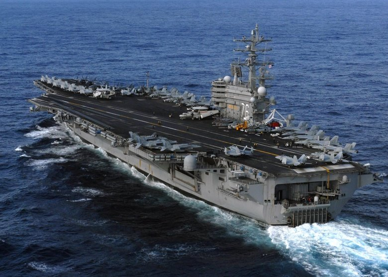Five Reasons U S  Aircraft Carriers Are Nearly Impossible To Sink