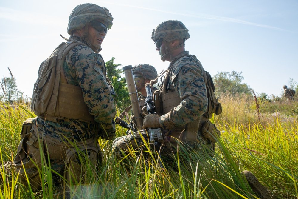 The One Area Where the U S  Marines Dominate the Elite Navy