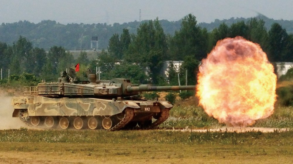 Is the Super K2 Black Panther Tank (That North Korea Hates