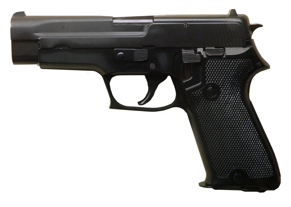 Meet the Deadly Sig Sauer P220: The Legendary Gun That