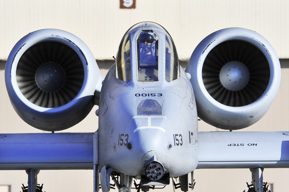 How the A-10 Warthog Avoided Retirement and Went to War