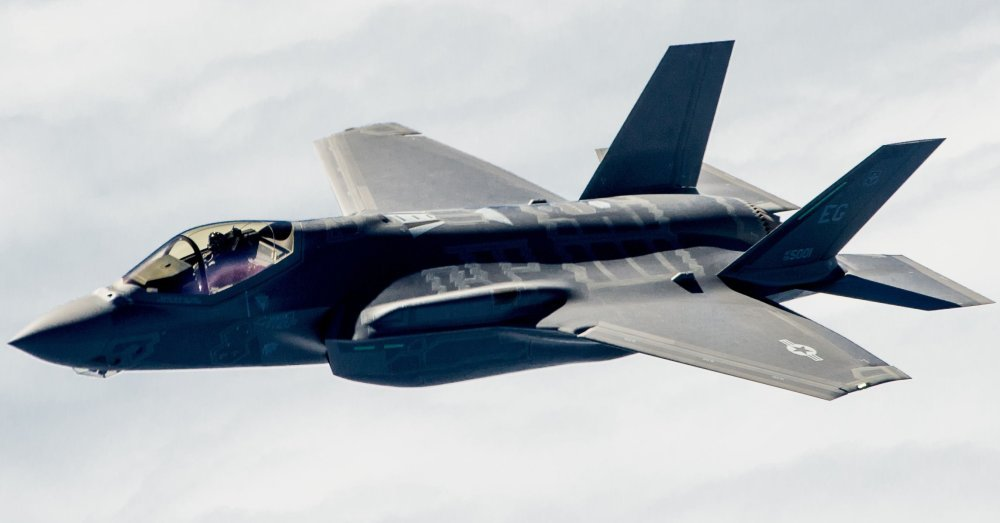 The Crazy Story of How the Stealth F-35 Fighter Was Born
