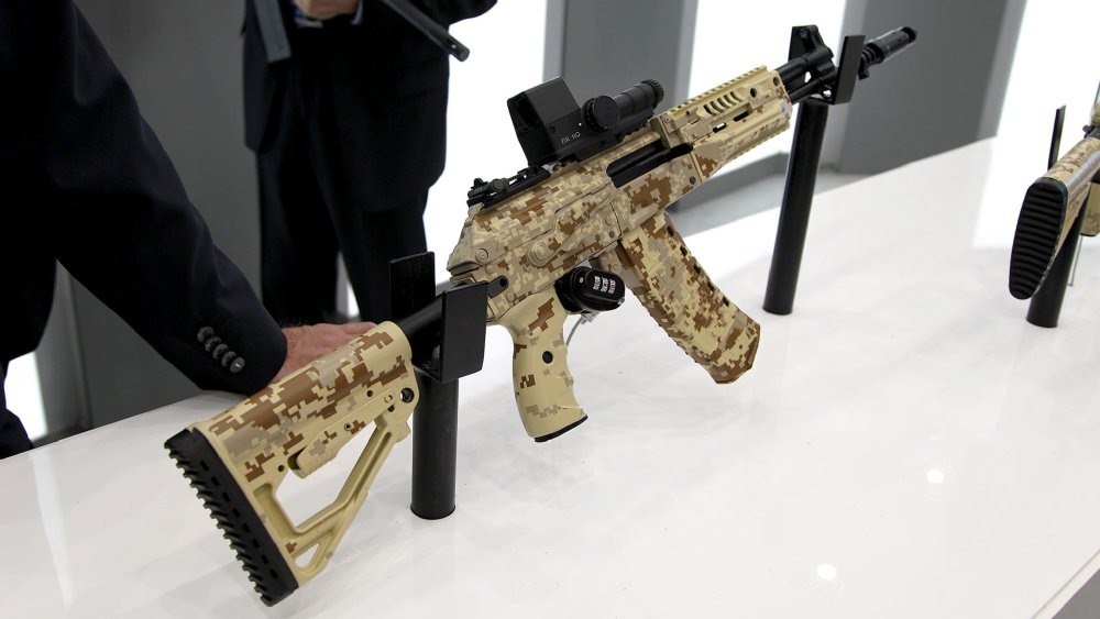RIP AK-47?: Will Russia's Military Adopt a New Rifle? | The