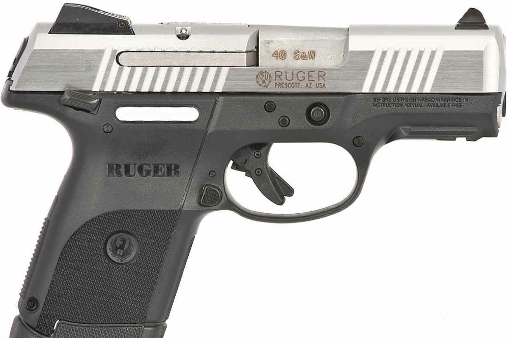 The Ruger SR40c: The Most Dangerous Handgun on the Planet