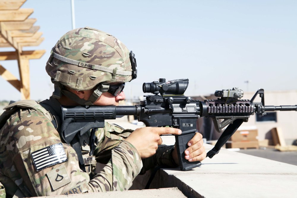 Sig Sauer is Going to Make U S  Special Ops M4A1 Rifles Even