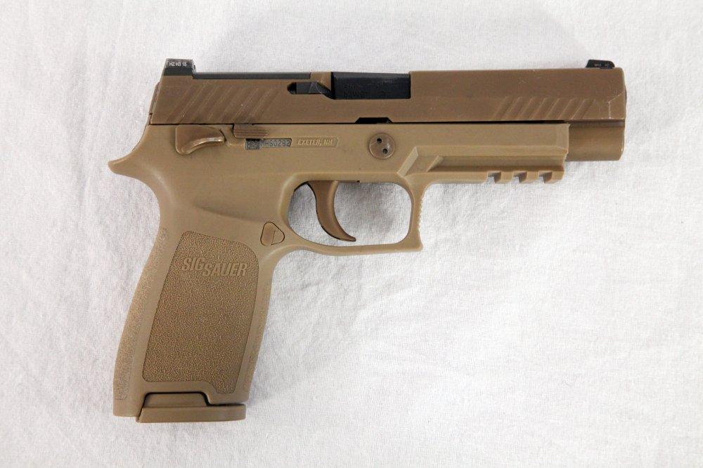 Glock's Worst Nightmare: Sig Sauer's P320 Is One Dangerous