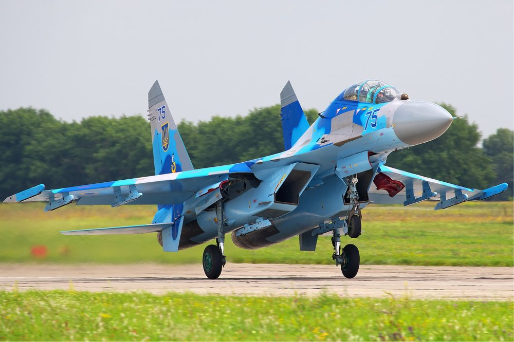 How Ukraine's Air Force Is Pushing Hard to Modernize (And