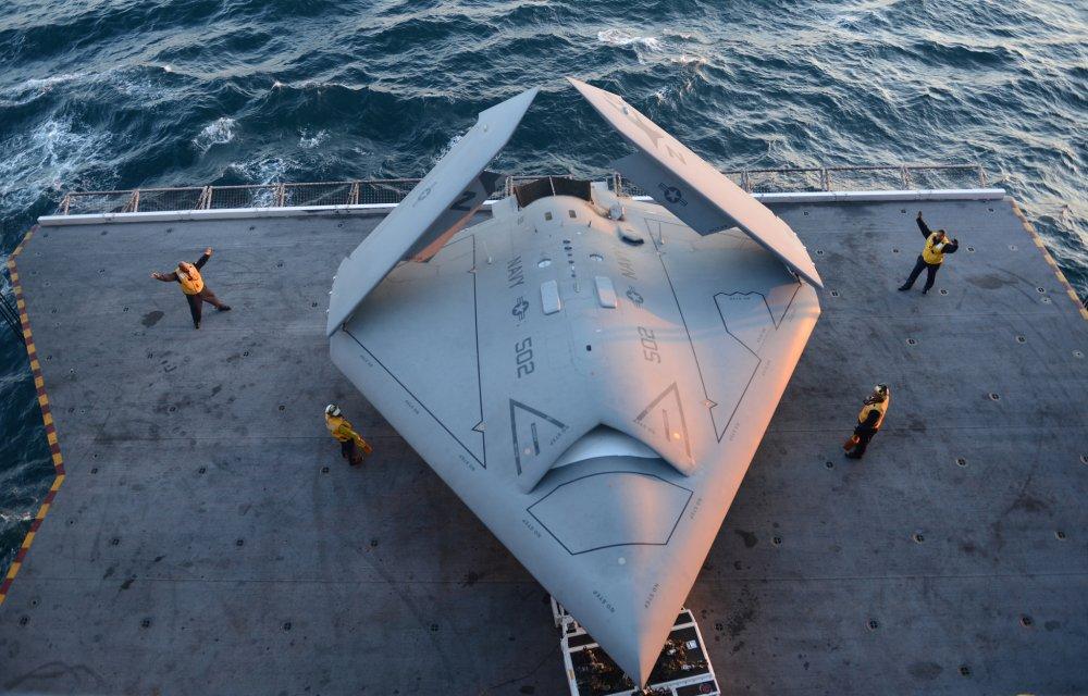 Resultado de imagen para MQ-25 Stingray