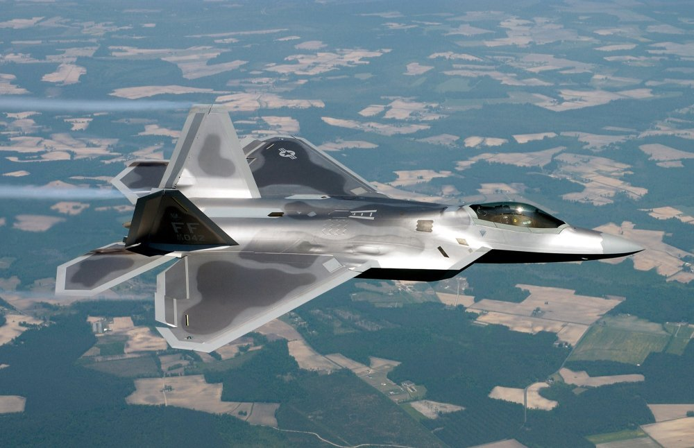 The F-22 Raptor: The World's Most Dangerous Fighter Jet