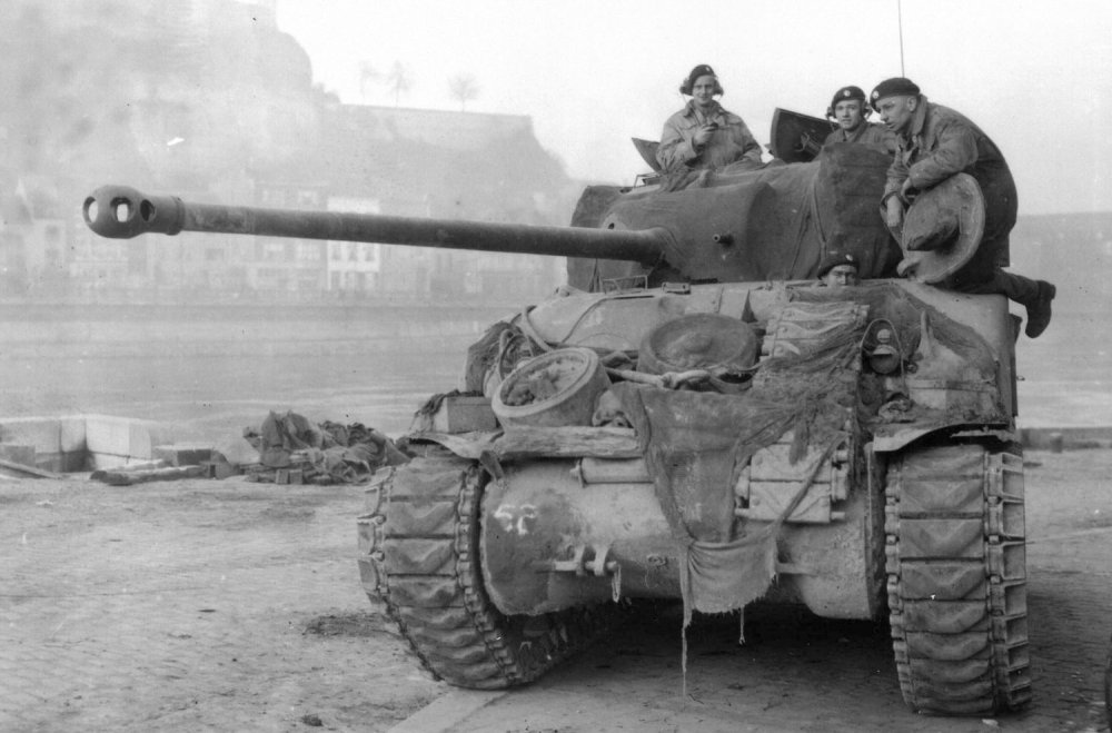 Coffin on Wheels: Why the Sherman Tank Was a Total Death