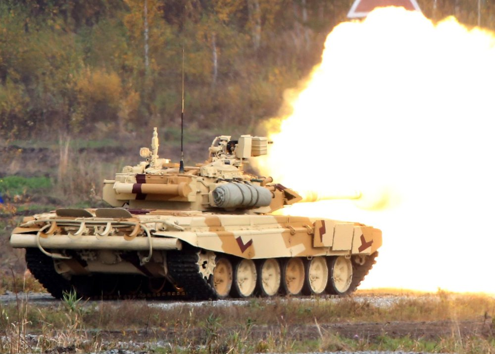 How Russia S T 90 Tanks Got Blown Away In Syria The