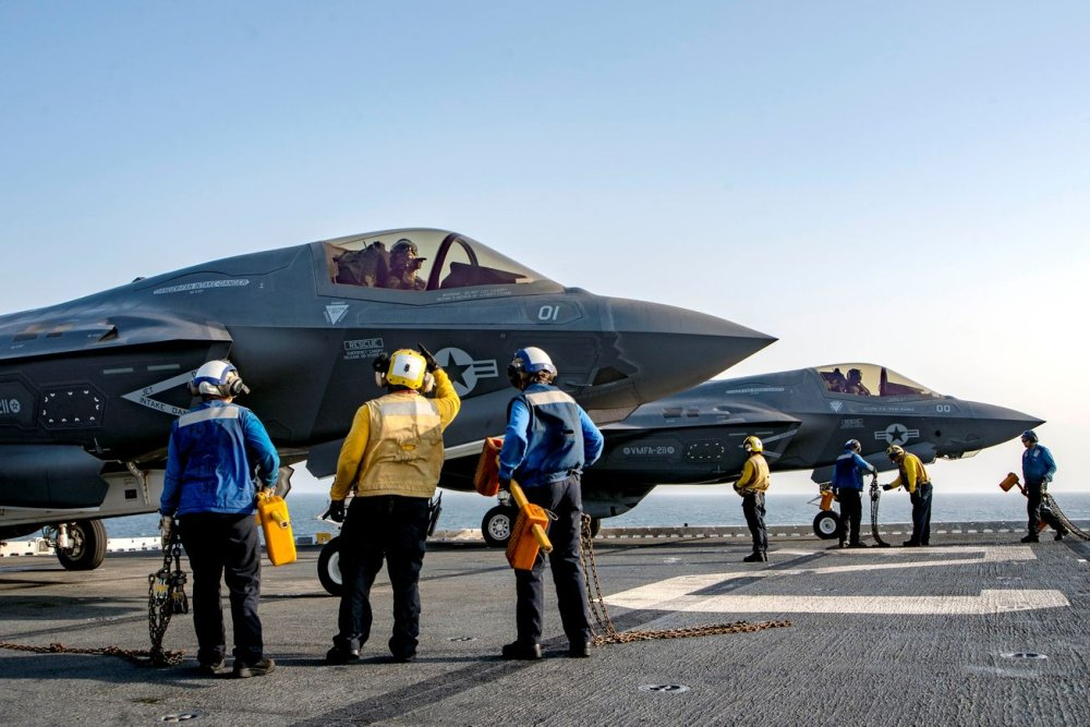 Forget the F-35? America's Sixth-Generation Stealth Fighters Are in the Works