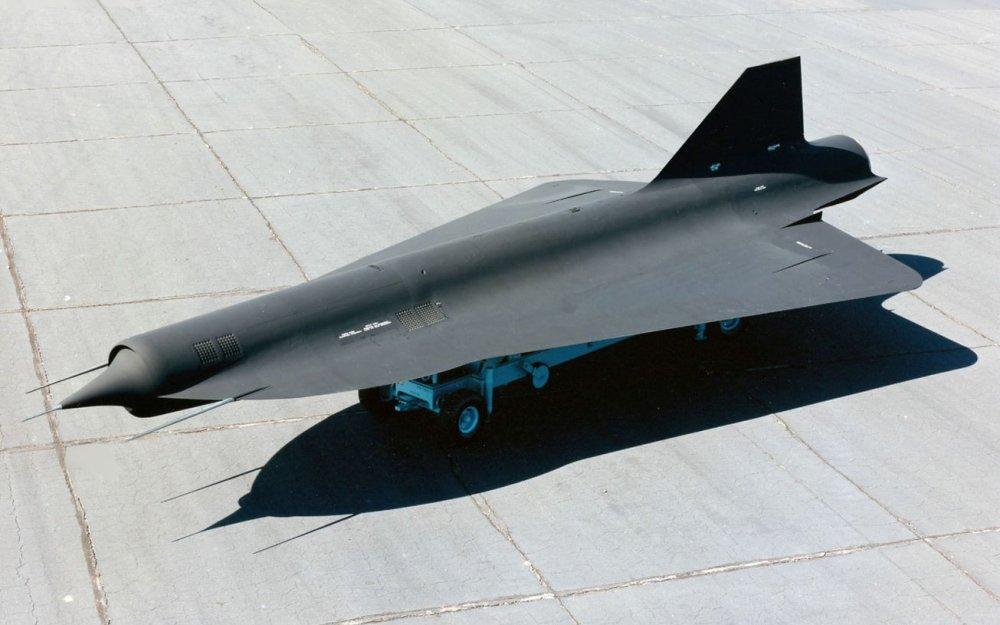 O drone espião supersônico D-21