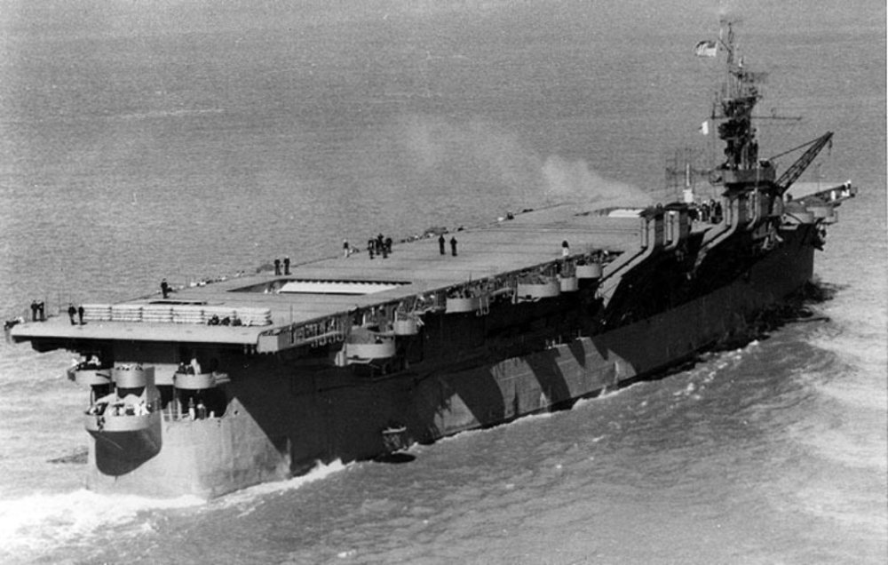 Why Turning Battleships Into Aircraft Carriers Was a Bad Idea | The