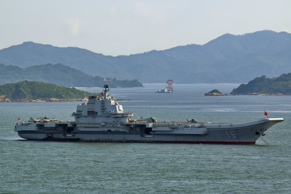 China Has New Aircraft Carriers, But Are They Too Small