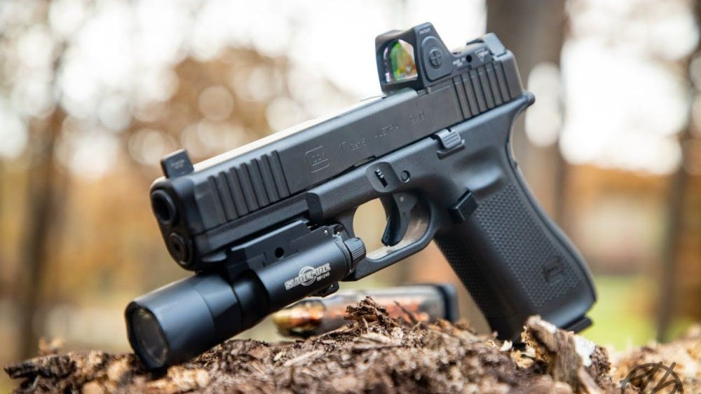 9mm Guns (Think Glock and Sig Sauer) vs   38 Special: Who