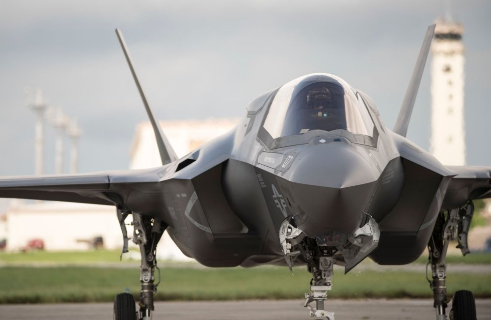 F 35s to the Rescue?: 1 Country Needs 88 New Fighters Or Its