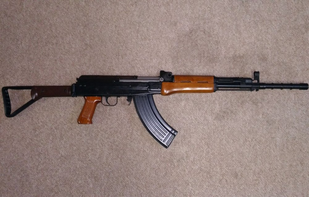 China Spent Decades Trying to Build a Better AK-47 (And