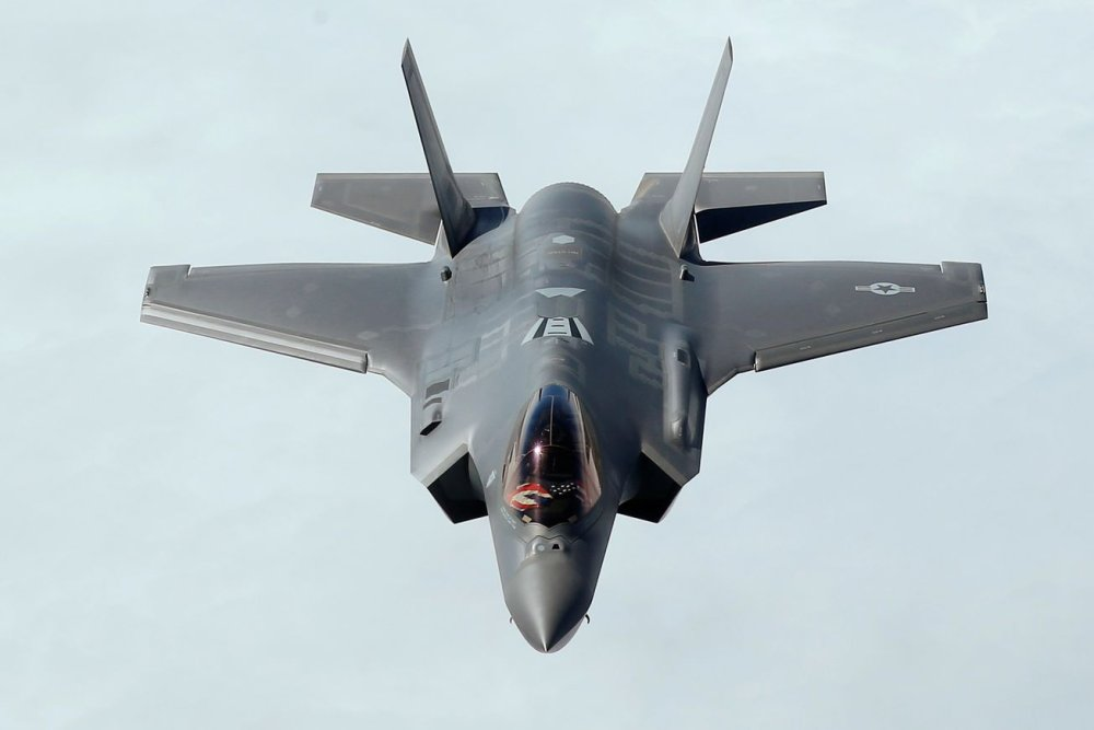 """Turkey Is Trying to Build Its Own """"F-35"""" Like Stealth Fighter"""