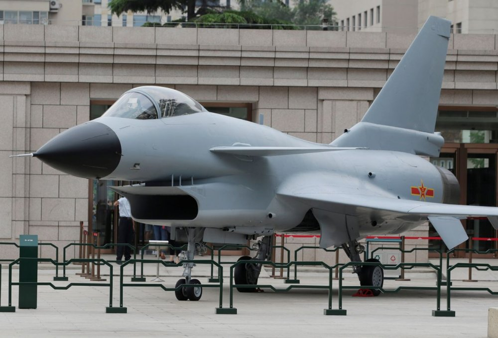 China's Huge Air Force Is Full of Clunkers