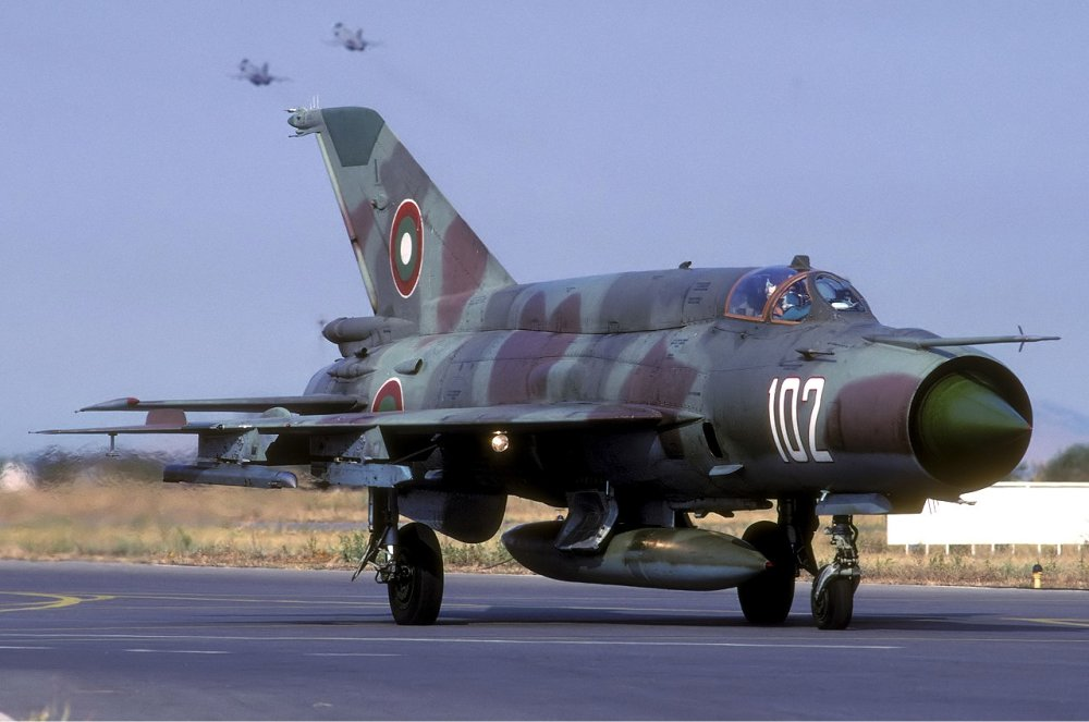 In 1971, Indian Mig-21's Beat Some American-Built F-104A
