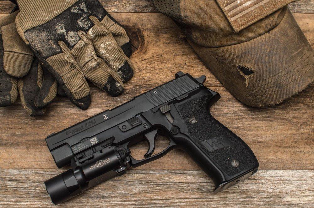 The Navy SEALs Loved This Sig Sauer Gun: Meet the Sig Sauer