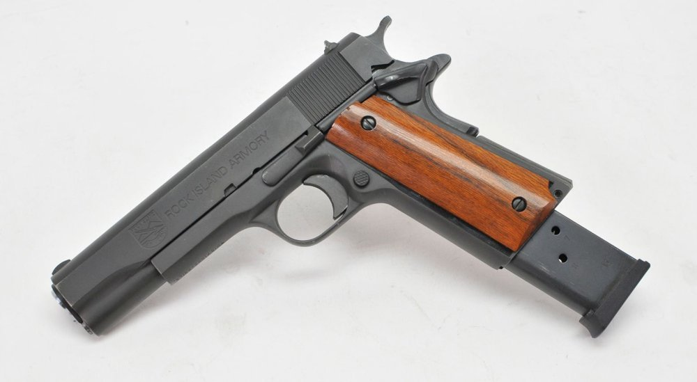 Rock Island Armory 1911: The Best (Quality) Budget Gun Out