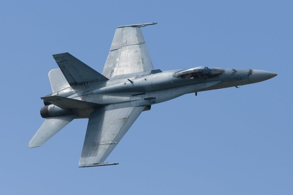 Canada's Air Force: Destined to Become Old an Obsolete