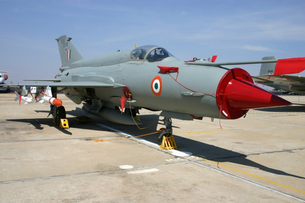 Why Did India Send Old MiG-21s To Take on Pakistan's F-16s?   The