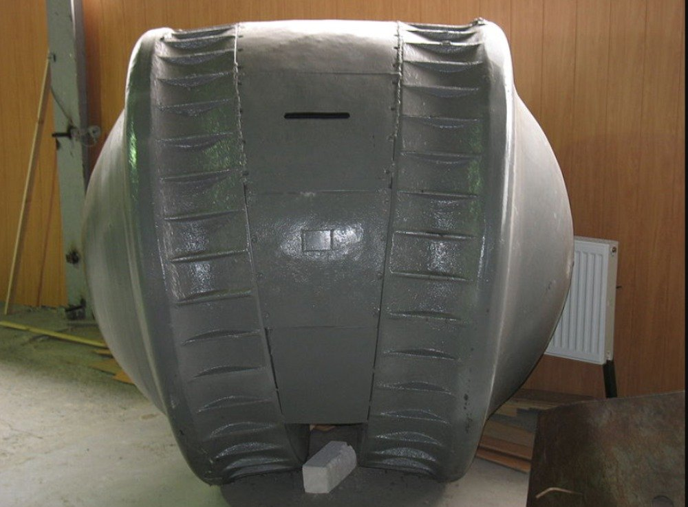 Kugelpanzer: This Nazi Tank Is One of the Weirdest In History