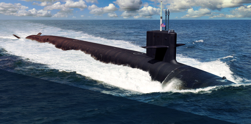 The Navy Is Building a New Ballistic Missile Submarine That Is Truly