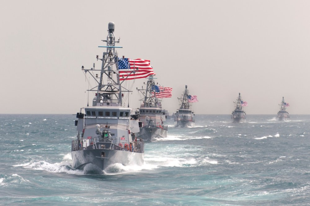 These Cyclone Patrol Boats Would Fight the Navy's War On Iran