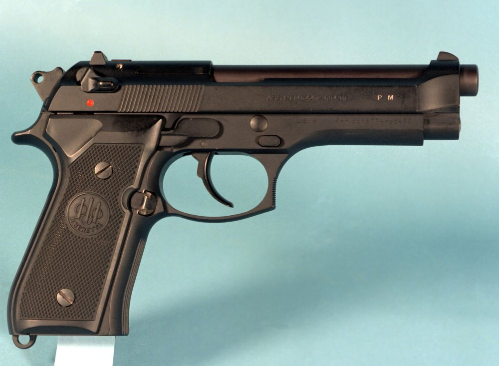 The Army's Old Beretta M9: Just How Good Is It? | The