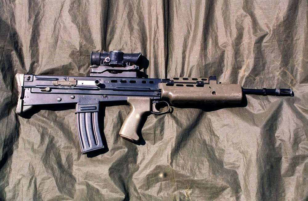 Introducing the SA80: The Worst Military Rifle Ever? | The
