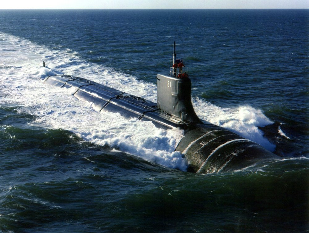 Nuclear Submarine Crash: A U S  and Russian Submarine Smashed Into