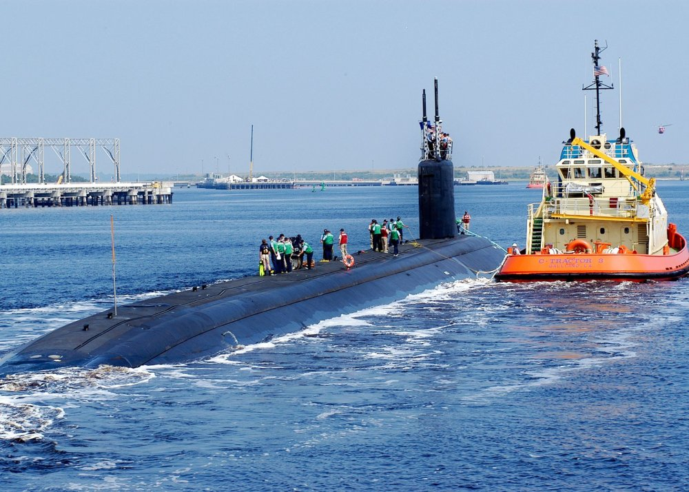 Come Aboard the U S  Navy's Most Secret of All Submarines