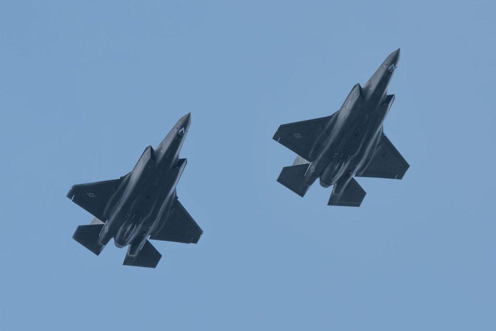Send In The F 35s This Nation Needs 88 New Fighter Or Its