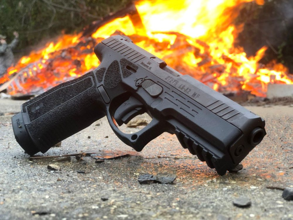This New Steyr A2 MF Gun Could Be Tough to Beat  Check It