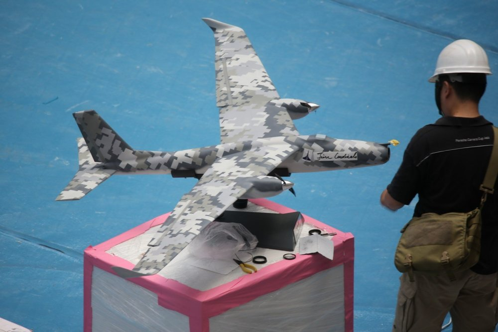 "da9ca6a2c2 Get Ready, China: Taiwan Is Developing ""Suicide Drones"" 