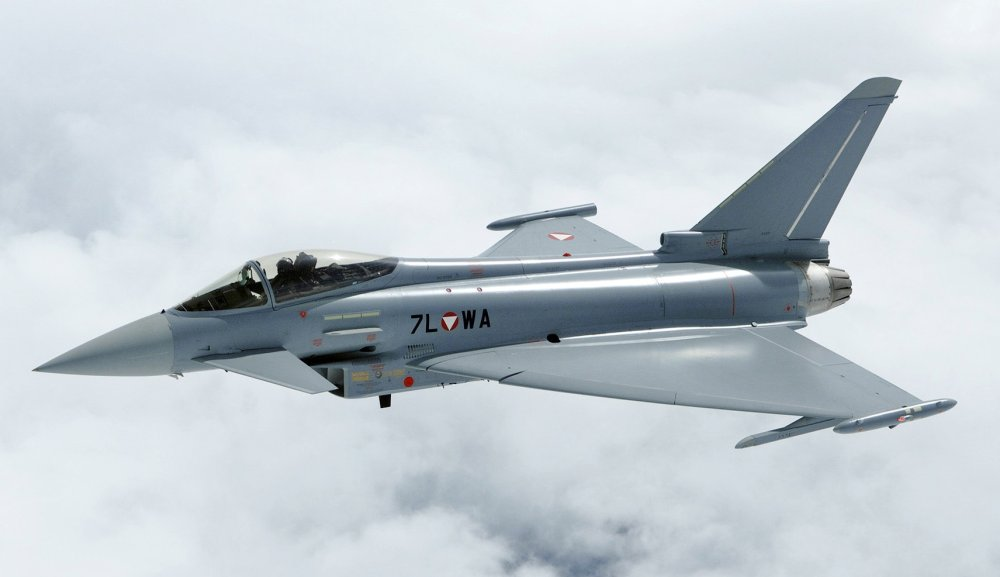 Don't Have Billions for F-35s? Check Out the Deadly Eurofighter