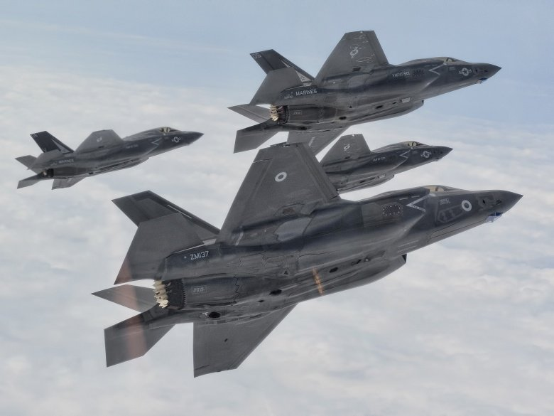 India's Worst Nightmare: Pakistani F-35 Stealth Fighters
