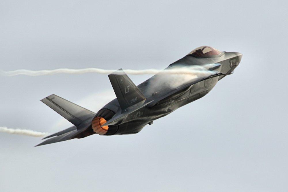 Meet Israel's Ultimate Weapon: Custom-Built F-35 Stealth