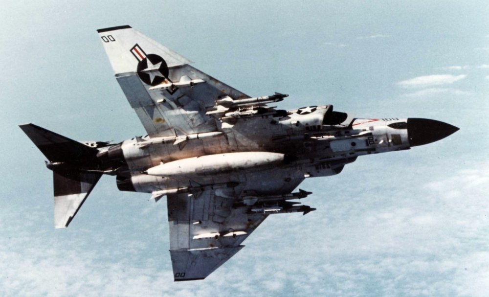 Why You Need to Respect the McDonnell Douglas F-4 Phantom II