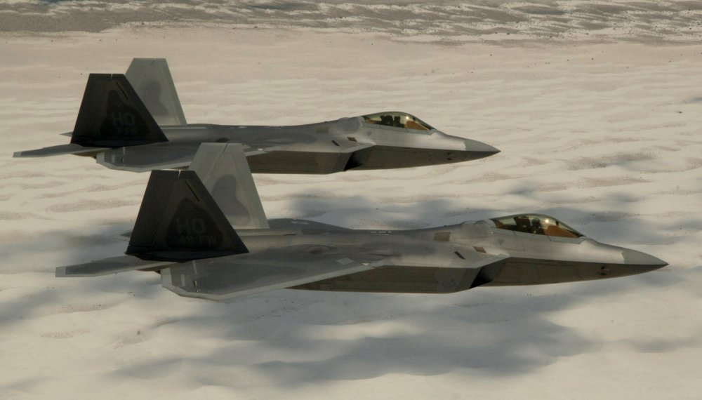 Slaughter by Stealth: Why the F-22 Raptor Simply Kills