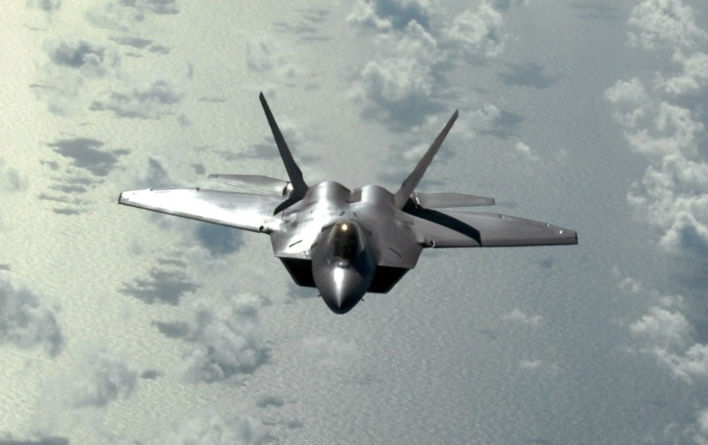 Dead F-22: Back in 2009, a Stealth F-22 Raptor Was 'Shot Down' (By