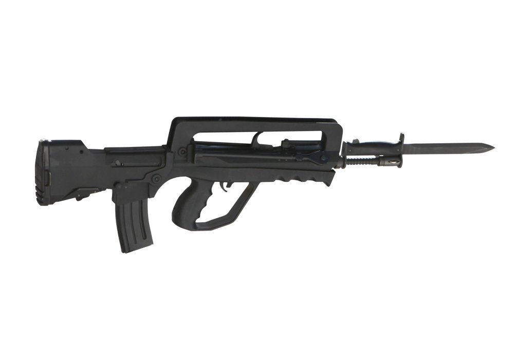 Introducing FAMAS: The French Army's Deadly Assault Rifle