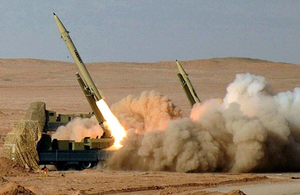 Image result for iran ballistic missile